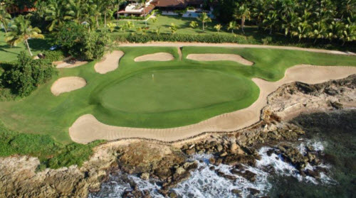 casa de campo golf school